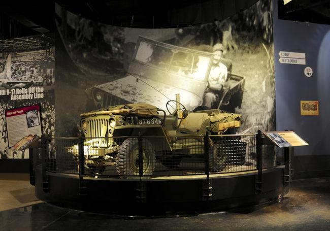 41-george-h-w-bush-exhibit-fredericksburg-jeep