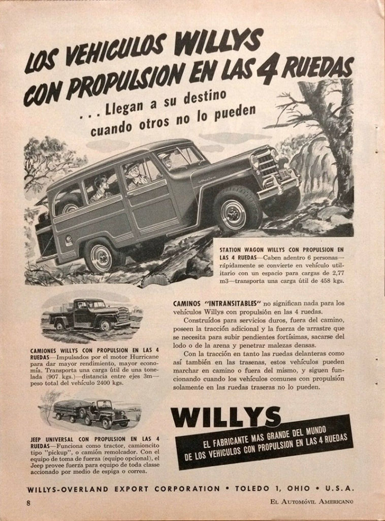 wagon-advertisement-el-automotive-americano-mag-willys-export-co-mexico-lores