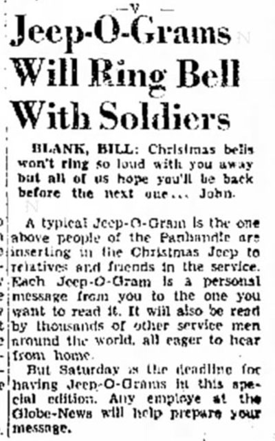 1943-11-25-amarillo-globe-news-jeep-o-gram