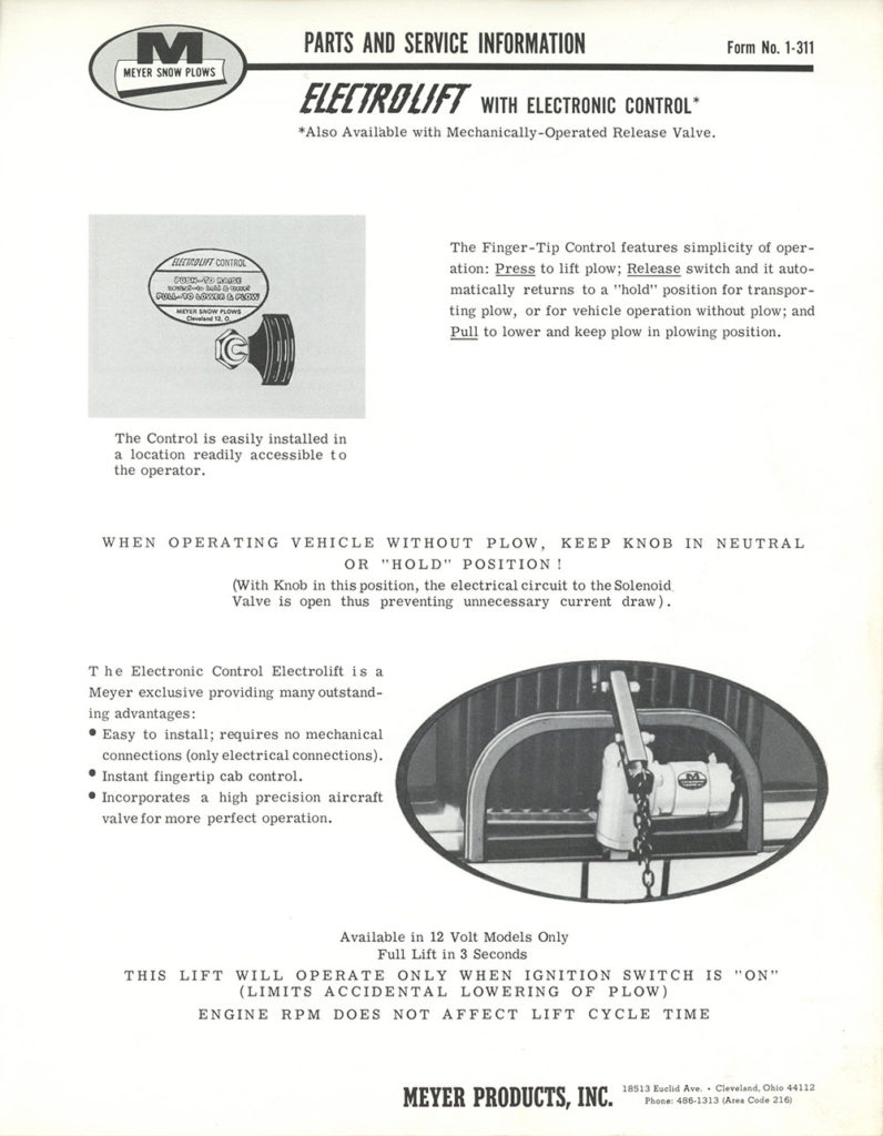 1960-form-1-311R-electrol-lift-instructions1-lores