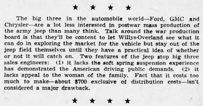 1944-04-27-star-tribune-big-three-tepid-on-jeep