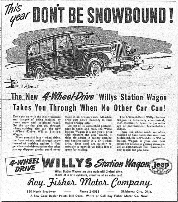 1950-01-05-daily-oklahoman-roy-fisher-dealer-wagon-ad-lores