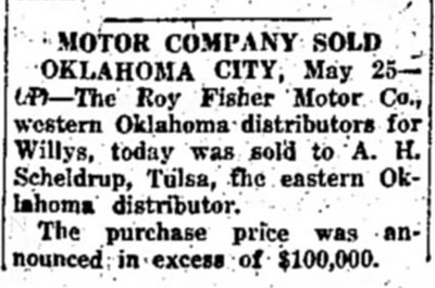 1950-05-25-miami-news-record-ok-roy-fisher-motor-co-sold