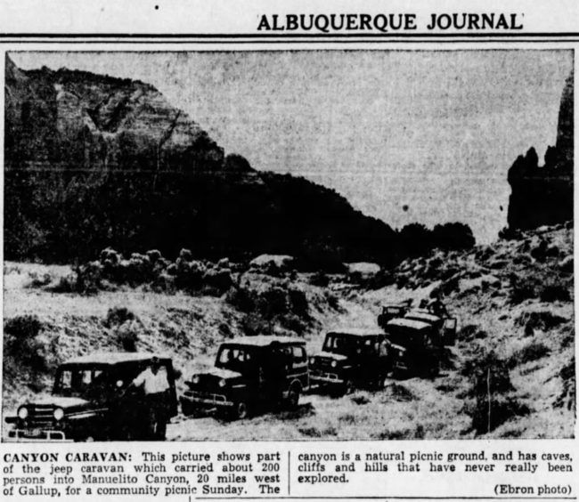 1953-10-14-albuquerque-journal-manuelito-canyon-picnic-lores