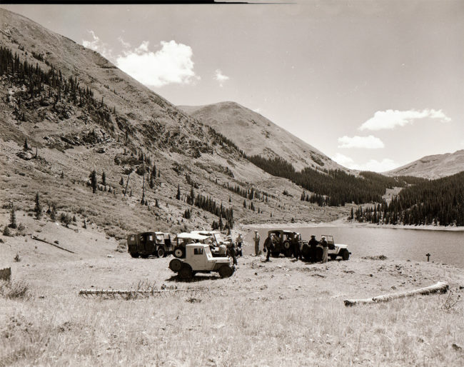 1953-1954-jeeps-at-mirror-lake-colorado-lores