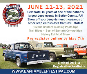 The Bantam Jeep Festival