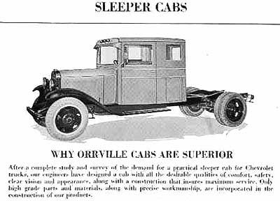 orrville-cabs