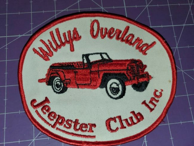 willys-overland-jeepster-club-patch1