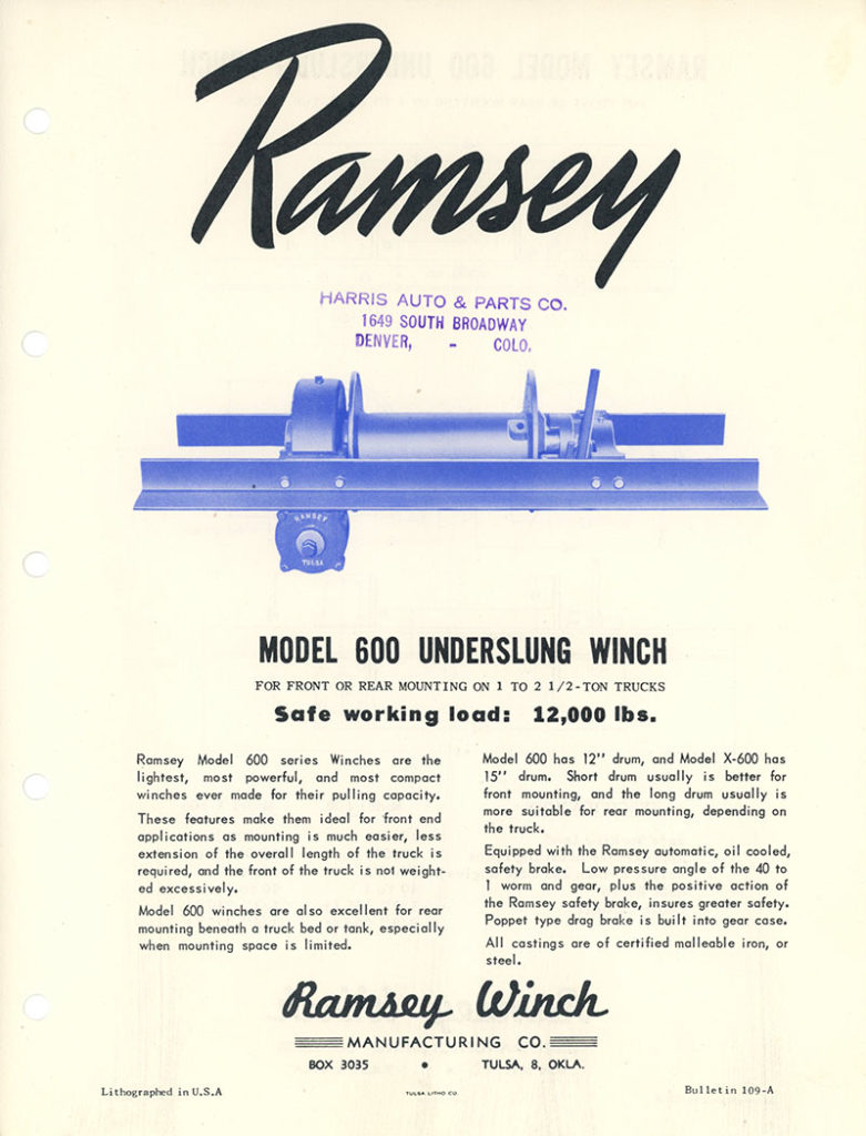 ramsey-bulletin-109a-model-600-underslug-winch1-lores