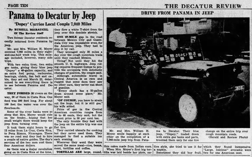 1949-06-16-decatur-daily-review-william-jeep-trip-from-panama-lores