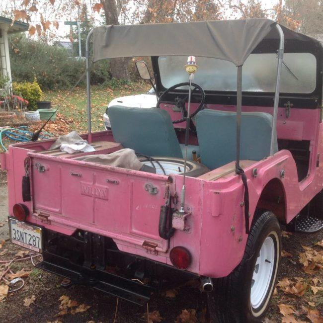 1960-cj5-pink-jeep-kaiser-pasorobles-ca5