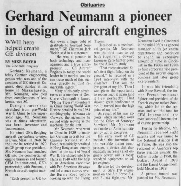 1997-11-06-cincinnati-enquirer-obit-gerhard-neumann